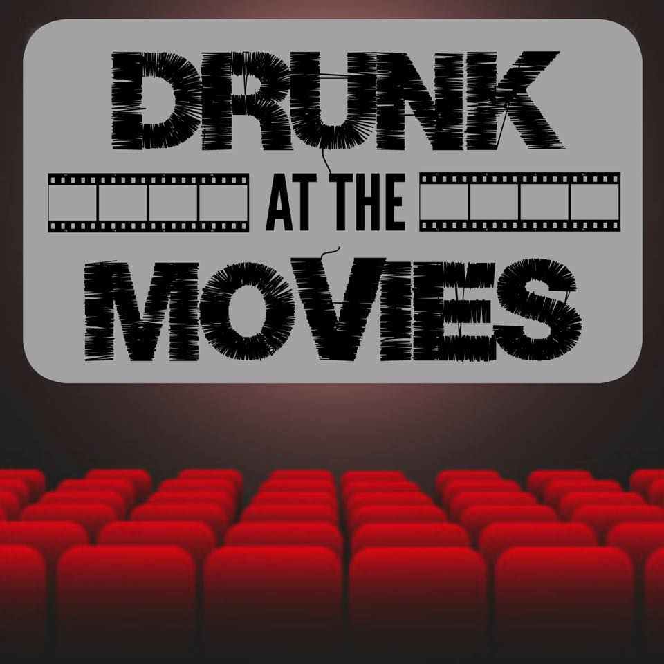 Drunk At The Movies - Independence Day show art