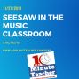 Artwork for Seesaw in the Elementary Music Classroom