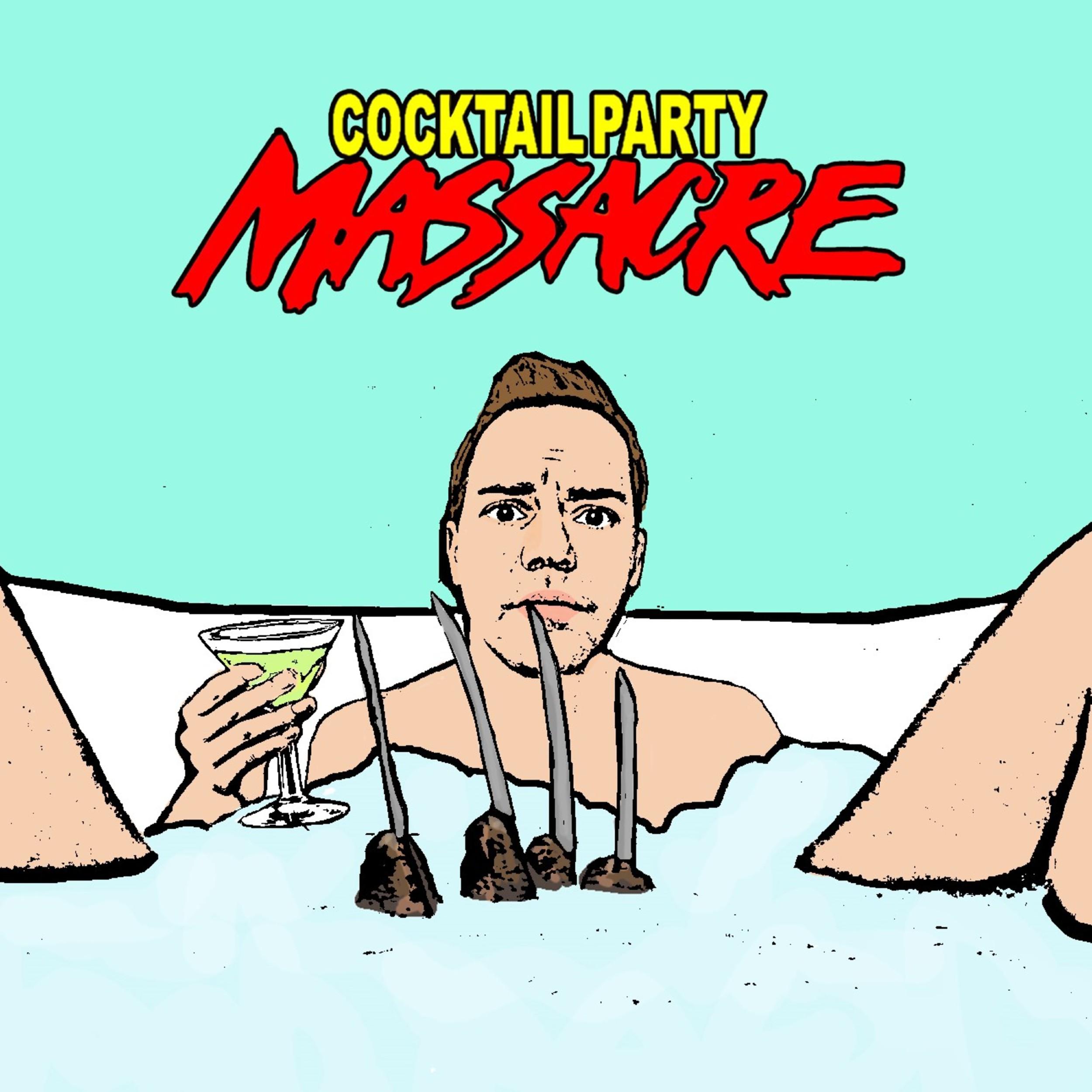 Cocktail Party Massacre show art