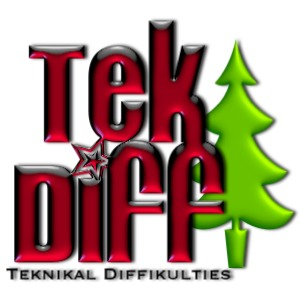 Tekdiff 12 Days of Xmas Day: CHRISTMAS!!!