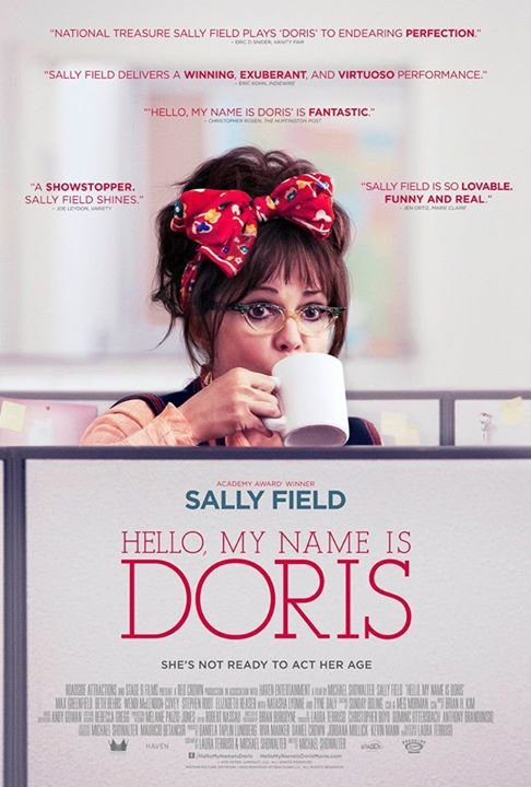 Ep. 233 - Hello, My Name is Doris (Something's Gotta Give vs. The Curious Case of Benjamin Button)