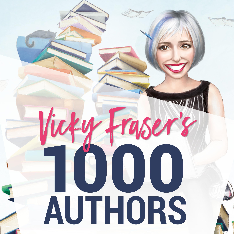 1000 Authors show art