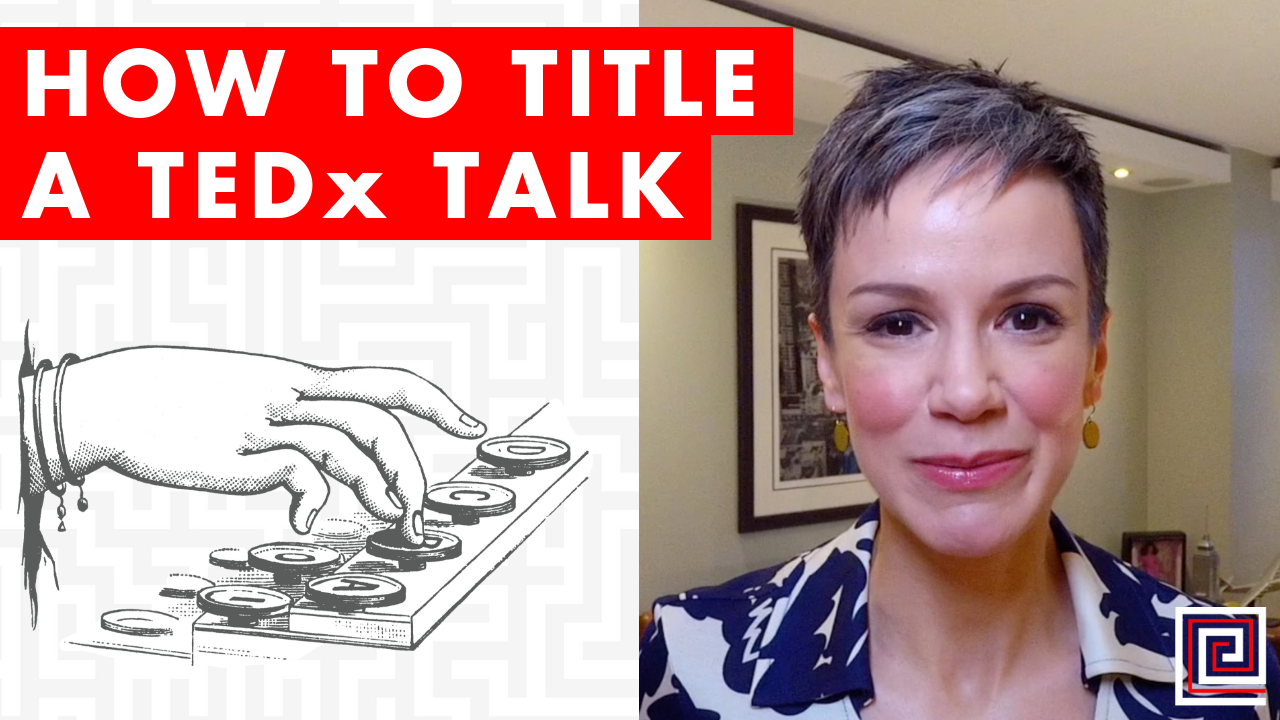Artwork for How to Title a TEDx Talk - EP:097