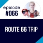 Artwork for #066 Route 66 - How to plan a road trip