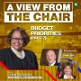 Artwork for Budget Priorities: Part 2 w/Doug McGowan CAO and Shirley Ford CFO for the City of Memphis | A VIEW FROM THE CHAIR