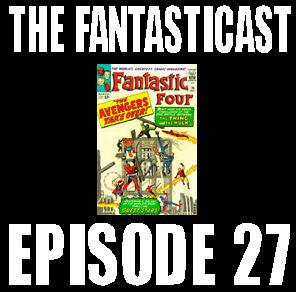 Episode 27: Fantastic Four #26