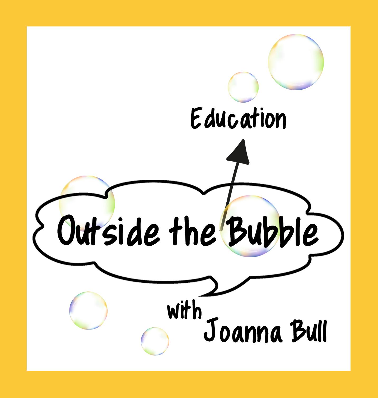 Outside The Bubble  show art
