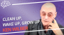 Artwork for FTP113: Clean Up, Wake Up, Grow Up, Show Up - Ken Wilber