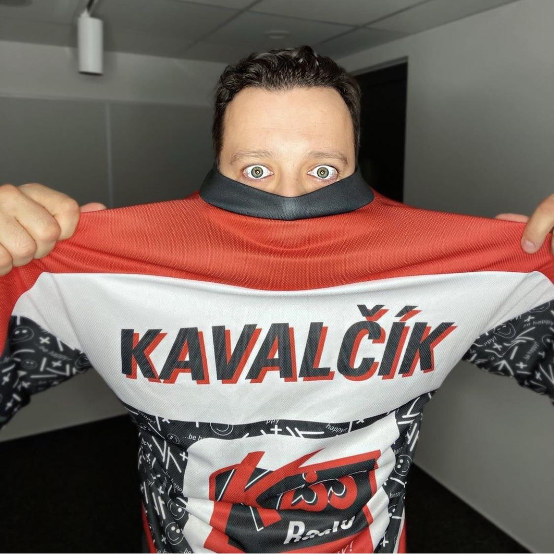 MICHAL KAVALČÍK - Pohádka o lockdownu