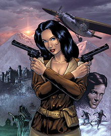ep 31 Globetrotting With Steve Bryant And Athena Voltaire