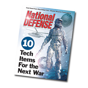 Artwork for Ten Technologies the U.S. Military Needs for the Next War - November 2011
