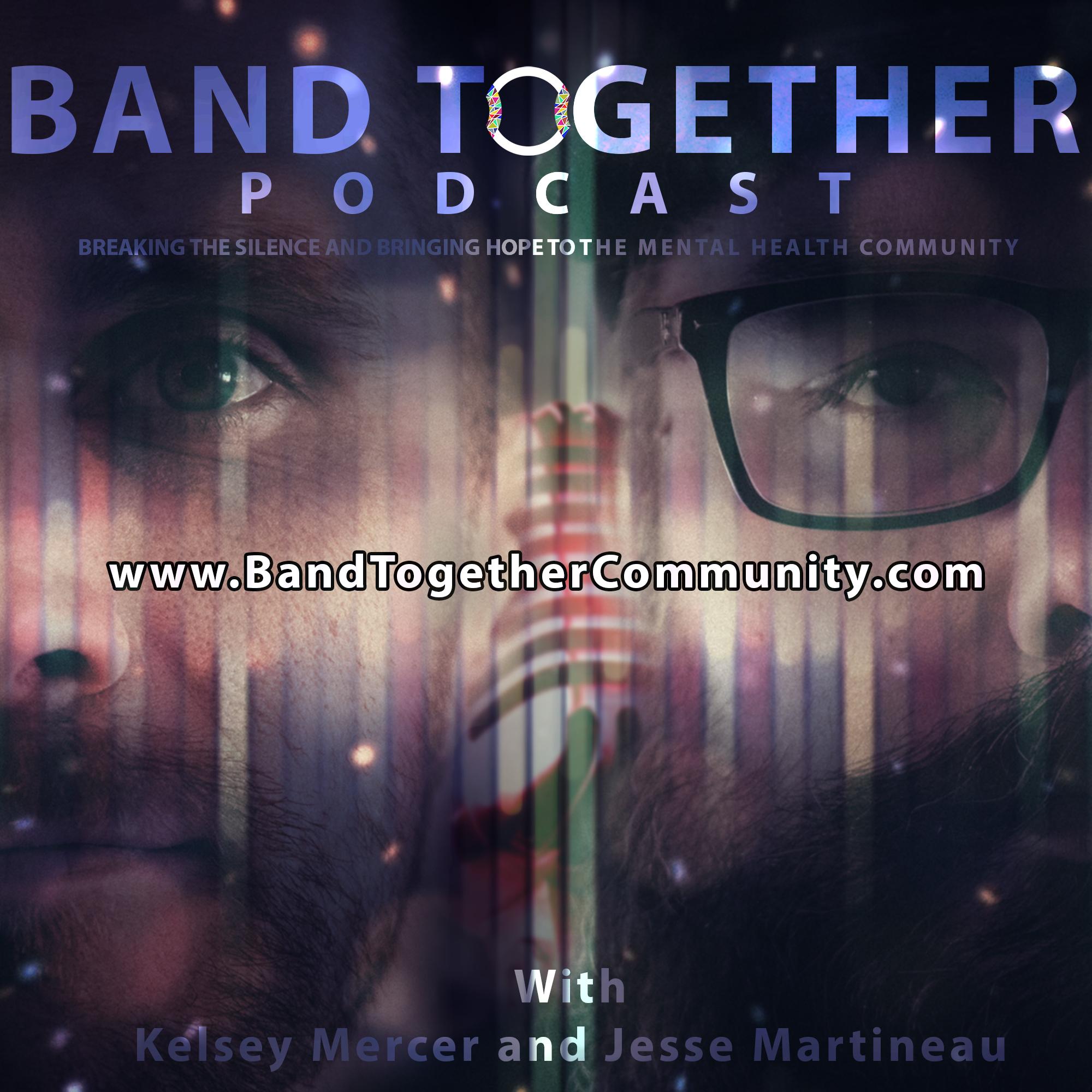 The Bandtogether Podcast show art