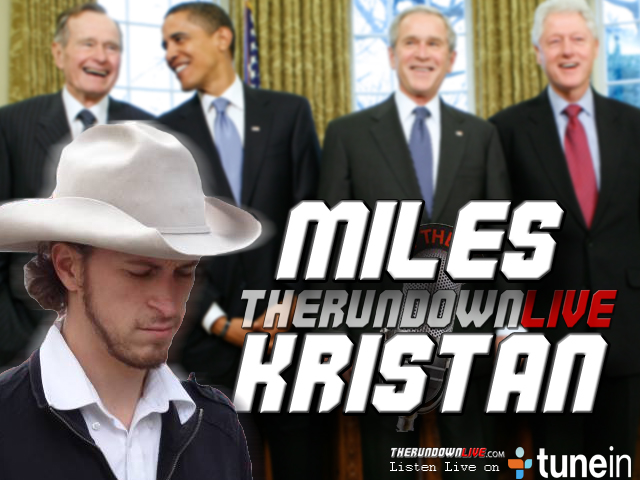 The Rundown Live #127 Miles Kristan