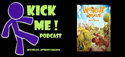 Kick Me 001-Wombat Rescue