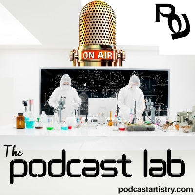 The Podcast Lab for Gren Beenfield show image