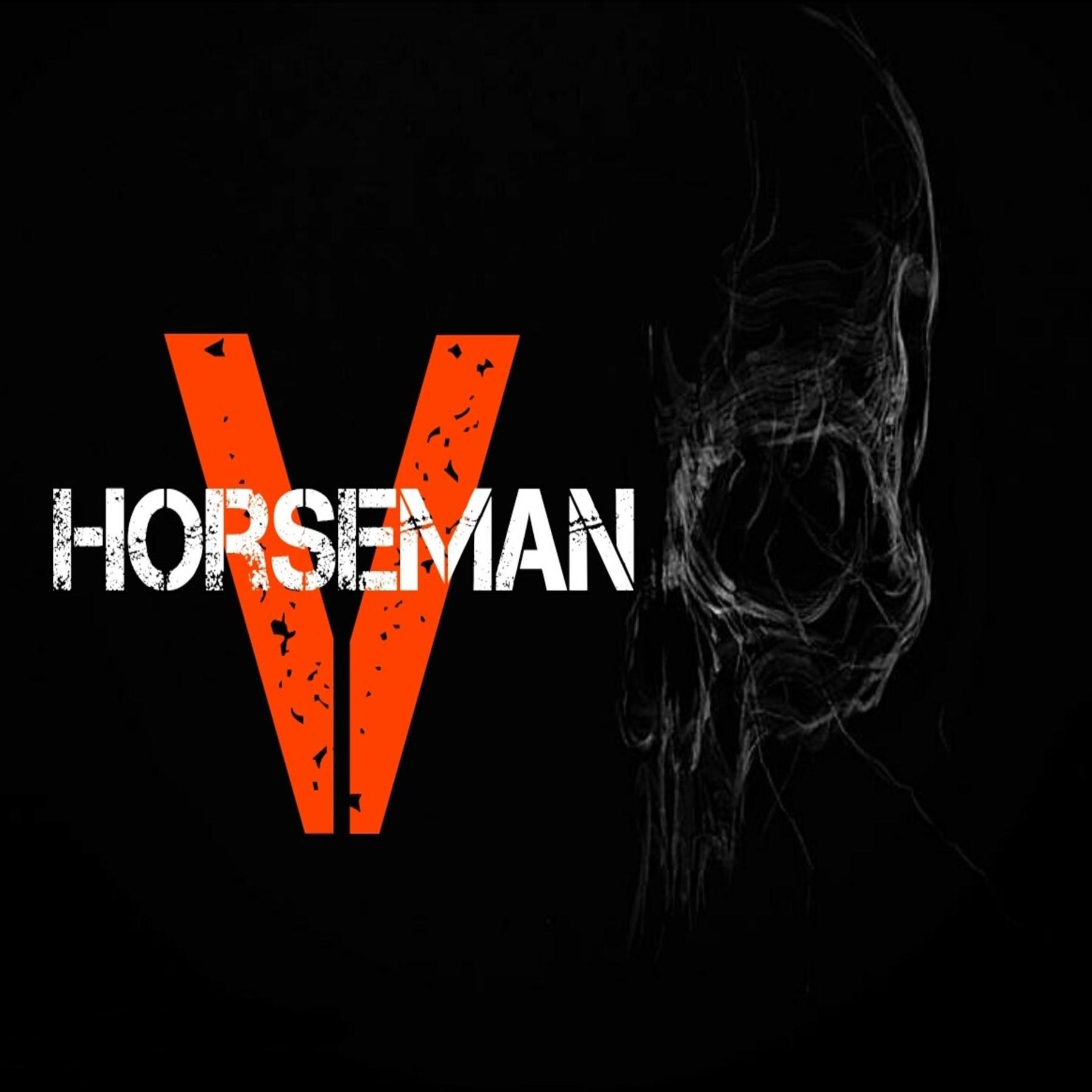 Horseman Five show art