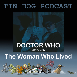 TDP 525: The Woman Who Lived - 2015 - Ep6