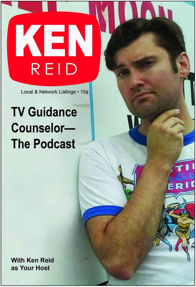 TV Guidance Counselor Podcast show art