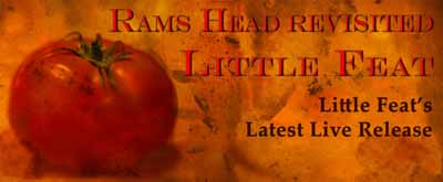 Rams Head Revisited - Second FREE download