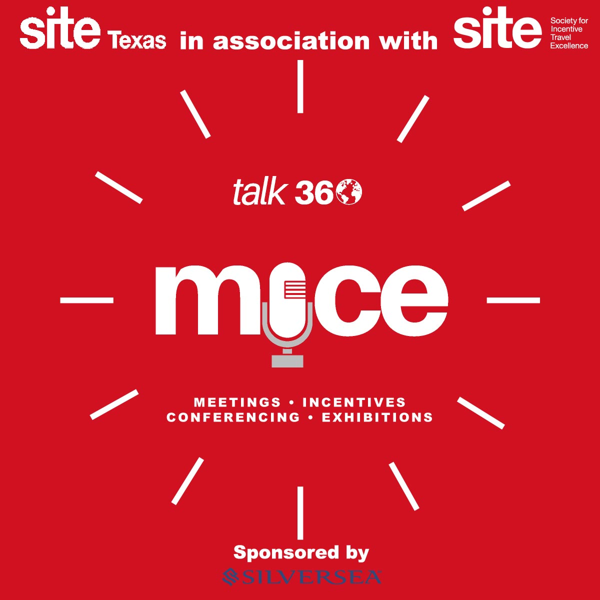 MICE Talk 360 / Take 5 with MICE Talk 360 show art