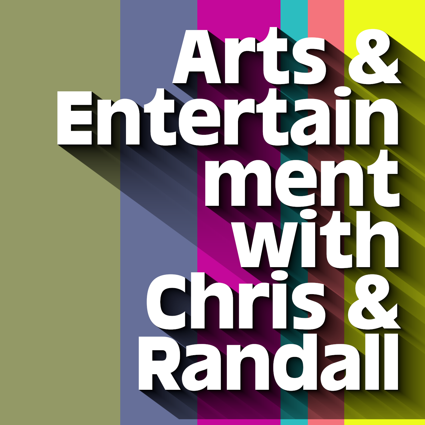 Arts & Entertainment with Chris & Randall show art