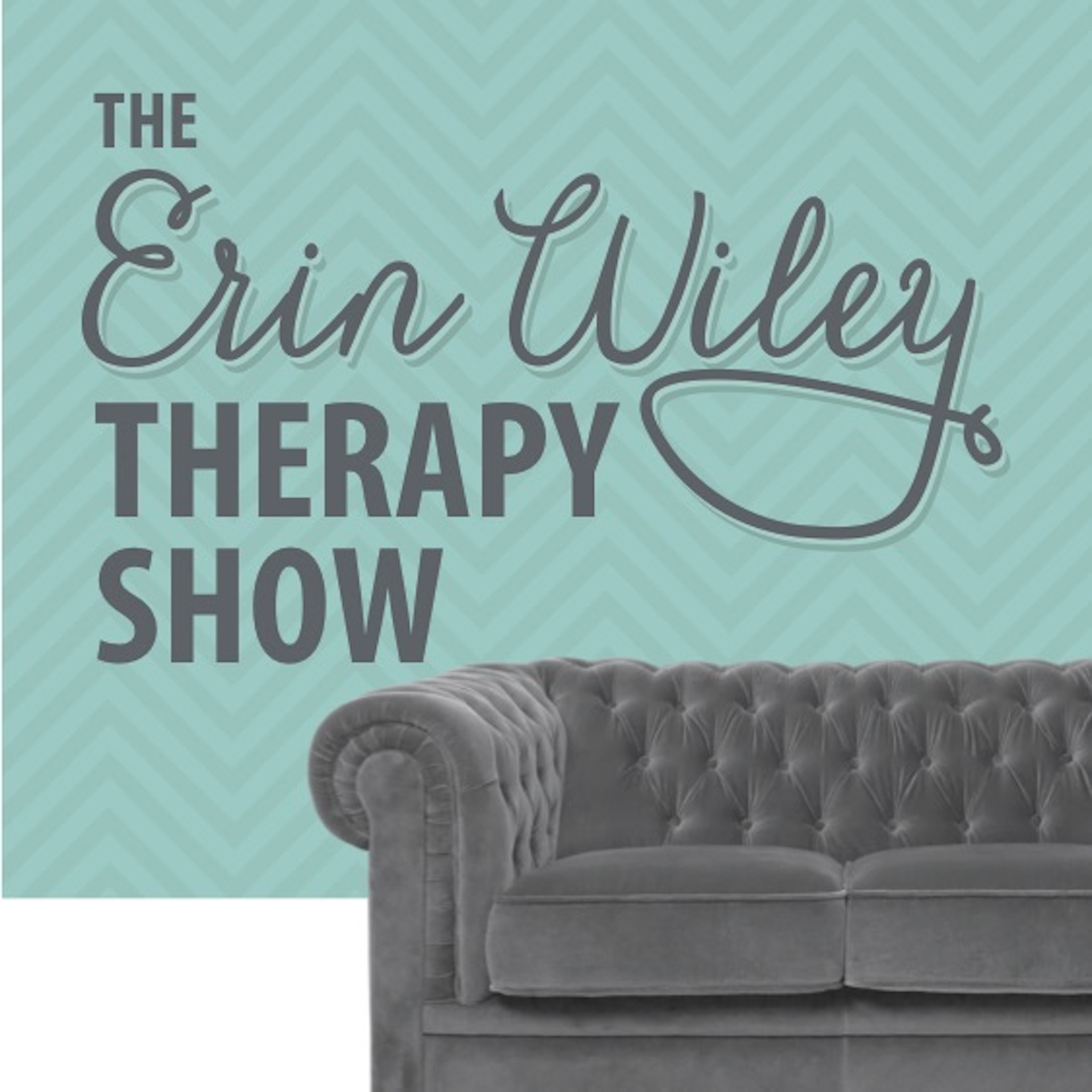 The Erin Wiley Therapy Show show art