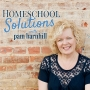 Artwork for HS 001: Five Things Every New Homeschool Mom MUST Know by Pam Barnhill