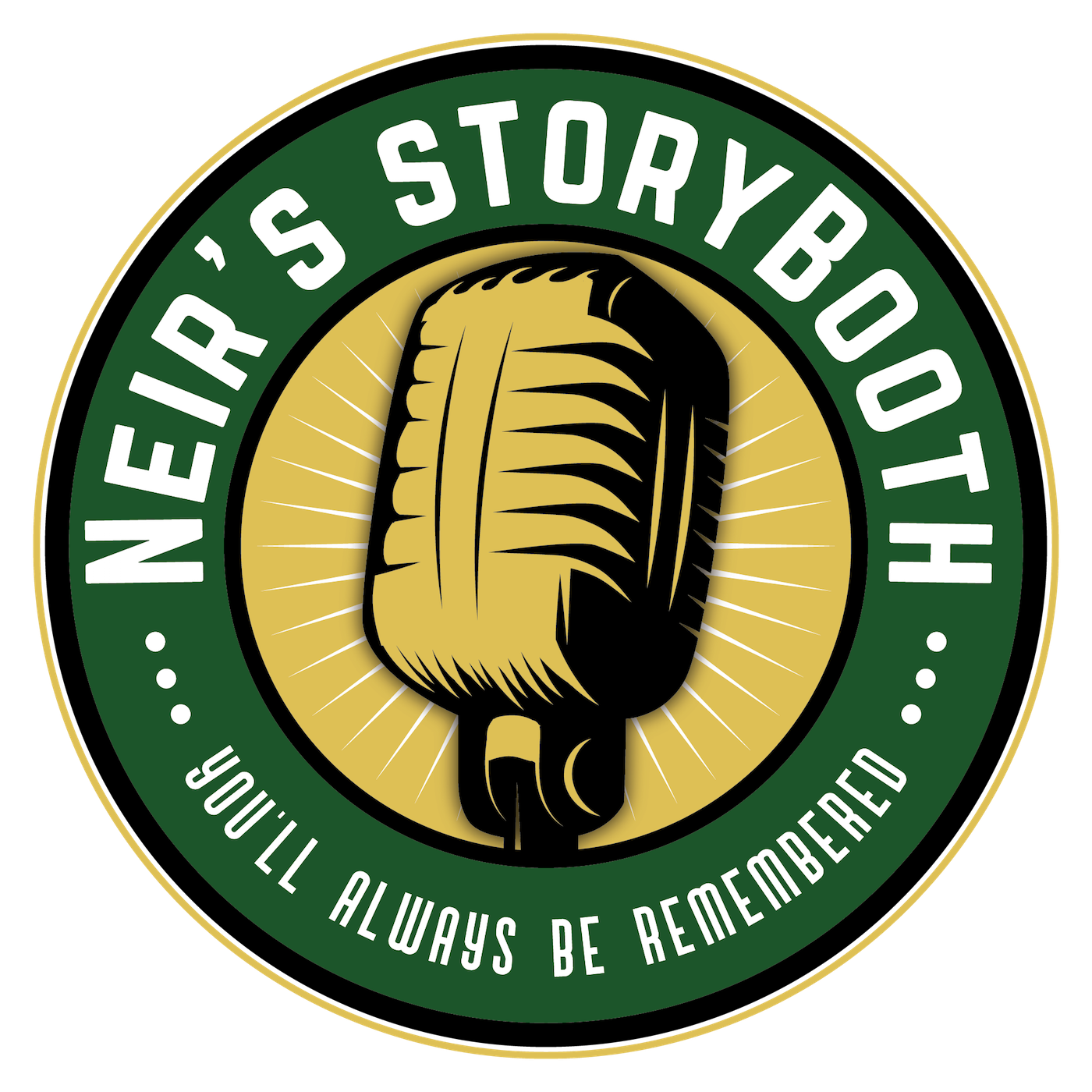Neir's Story Booth show art