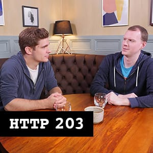 Stability, TODOs, and the HTTP 203 census