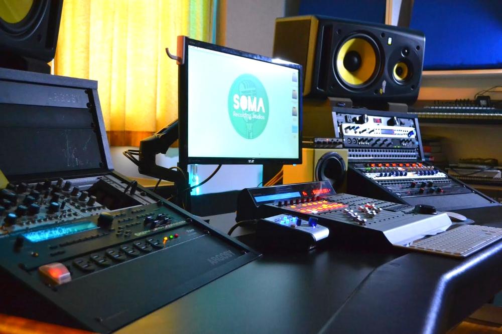 Soma Recording Studios