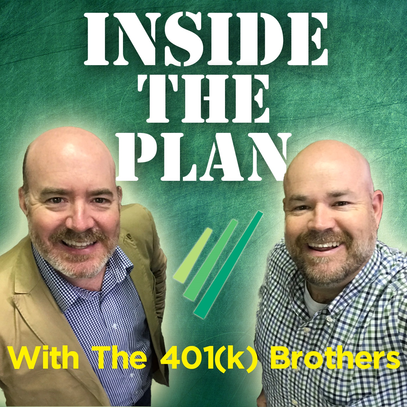 Inside The Plan With The 401(k) Brothers show art