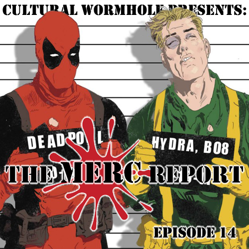 Cultural Wormhole Presents: The Merc Report Episode 14