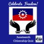 Artwork for A Juneteenth Citizenship Quiz