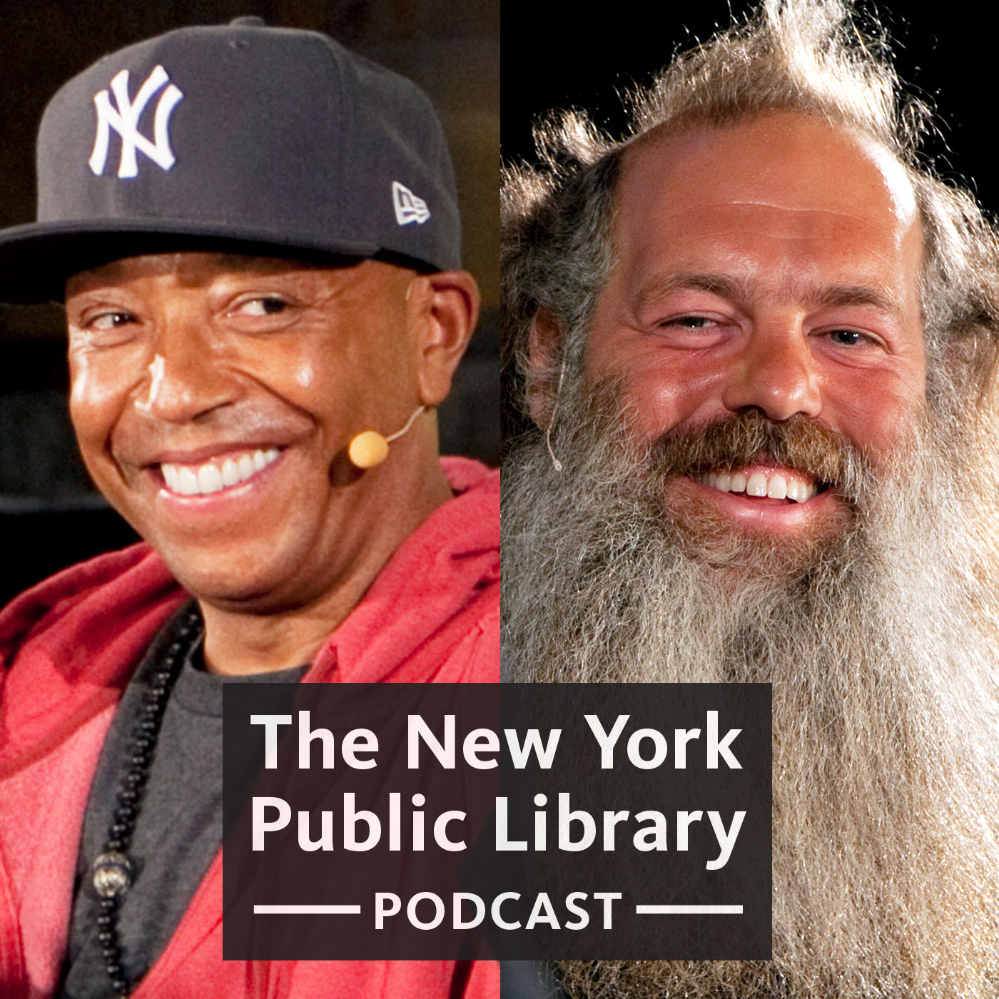 Russell Simmons & Rick Rubin on Music & Meditation
