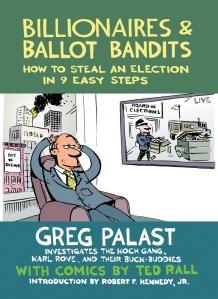 Greg Palast - Billionaires & Ballot Bandits