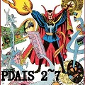 PDAIS 2~7 Doctor Strange and Steve Ditko