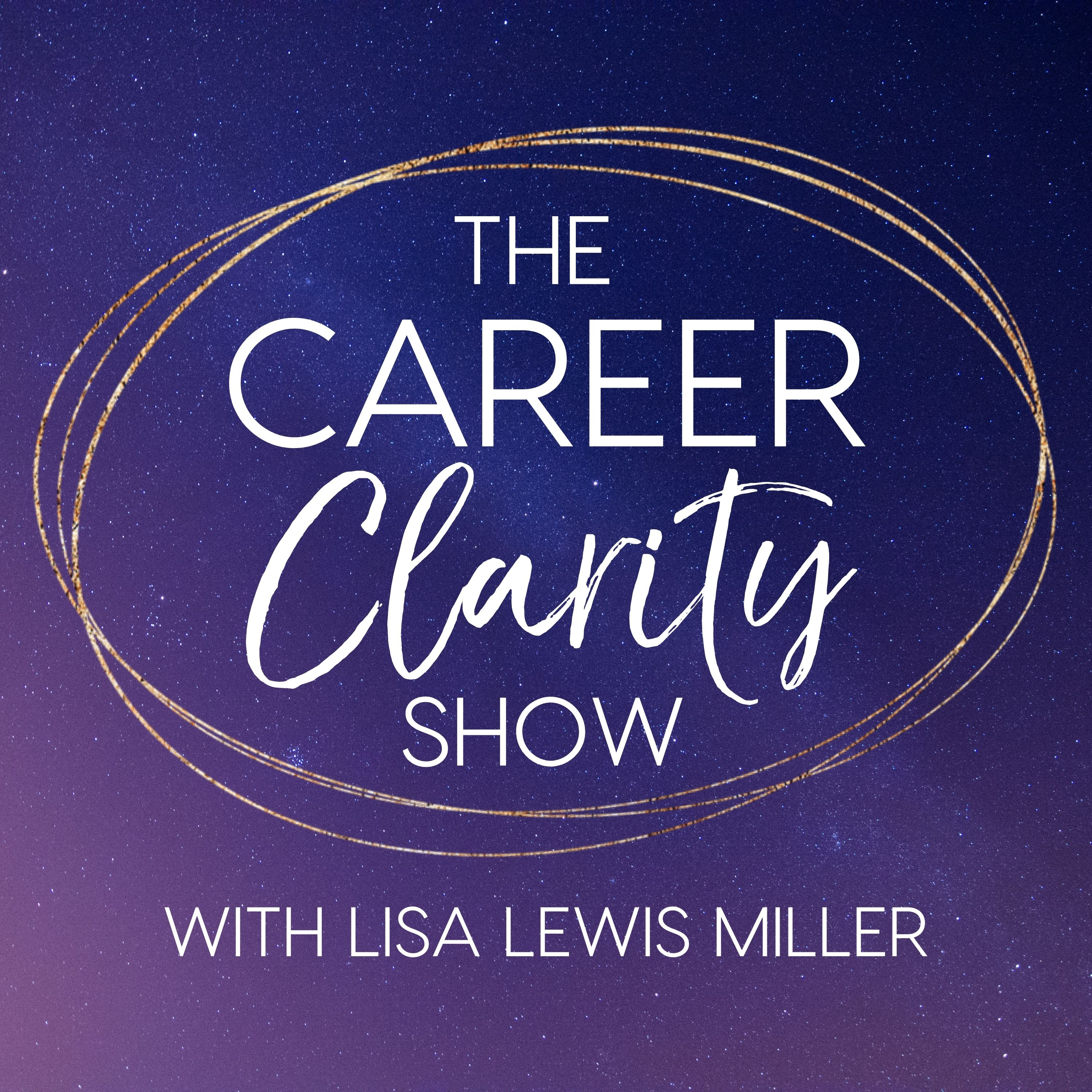 The Career Clarity Show show art