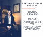 Artwork for From Abused Wife to Family Law Attorney