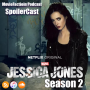 Artwork for MovieFaction Podcast - SpoilerCast - Jessica Jones Season 2