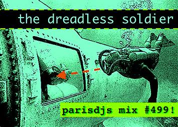 The Dreadless Soldier - Deep Dubstep Mixtape