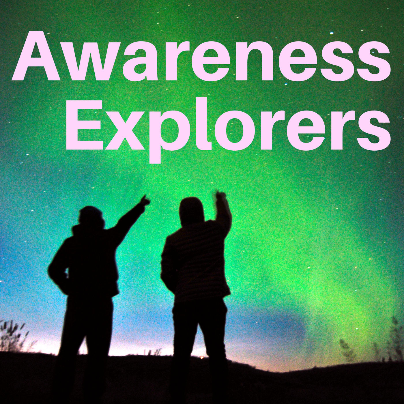 Awareness Explorers show art