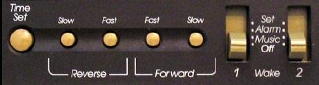 DC23 Alarm Clock Critiques