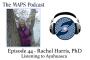 Artwork for Episode 44 - Rachel Harris, PhD