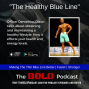 Artwork for The Healthy Blue Line with Demetrius Dixon