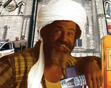 APB - Mel Gibson's Malibu Meltdown