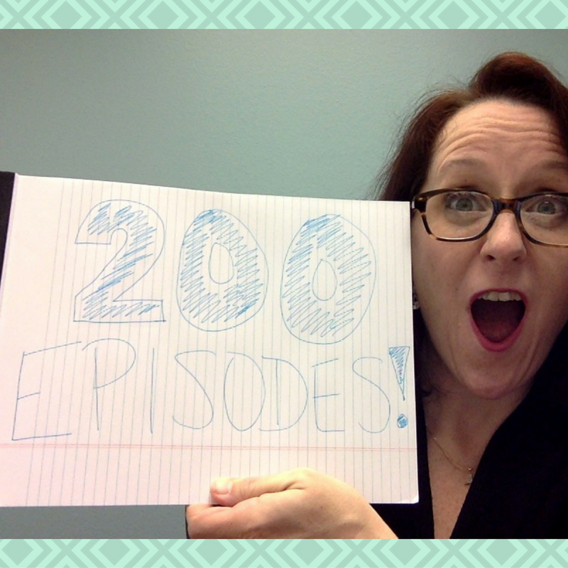 Content Marketing Podcast 200: Podcasting Lessons Learned from 200 Episodes