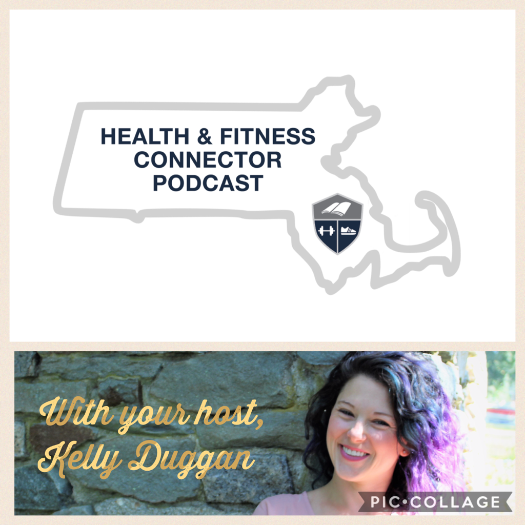 The Health and Fitness Connector Podcast show art