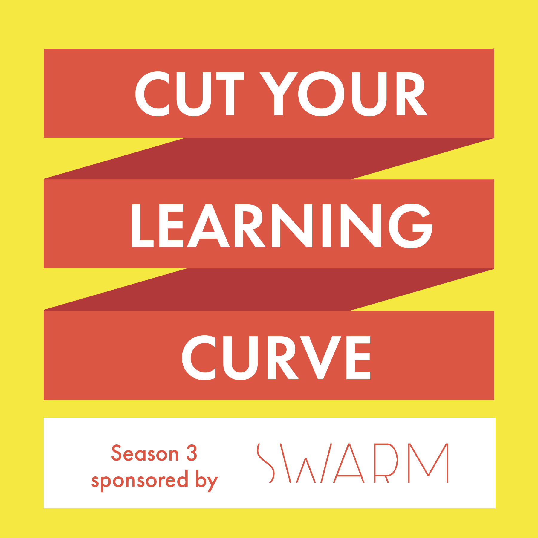 Artwork for #1 - Welcome to Cut Your Learning Curve