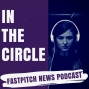 Artwork for In the Circle: Stephanie Best Talks Record, Early Recruiting and State of Softball