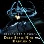 Artwork for Episode 25 Deep Space Nine vs Babylon 5